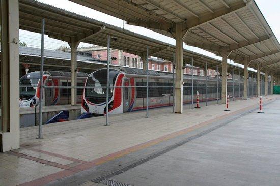 Sirkeci Station : 8