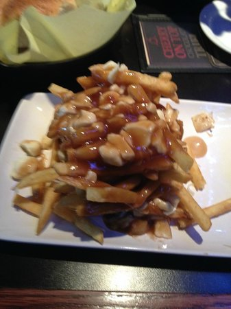Jack Astor's Bar and Grill: Jack Astor's Poutine