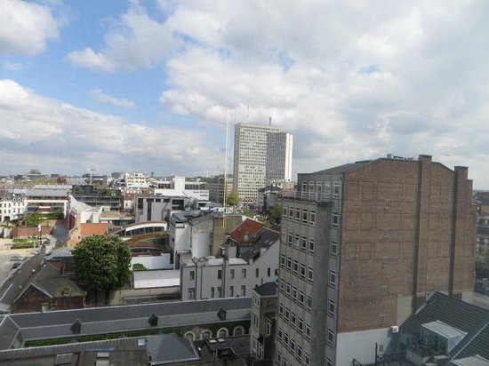 The Hotel - Brussels : vue