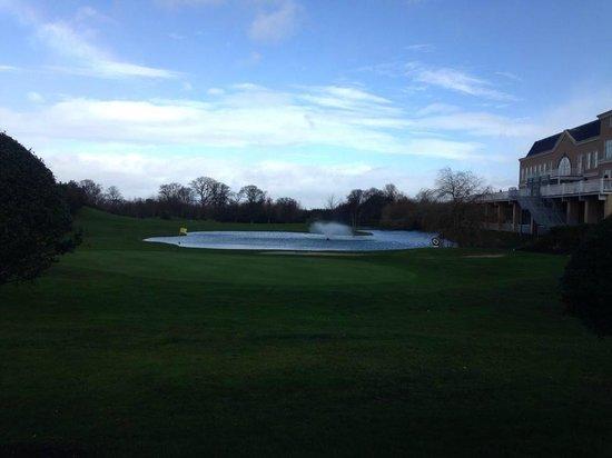 Citywest Hotel, Conference & Event Centre : Campo di golf