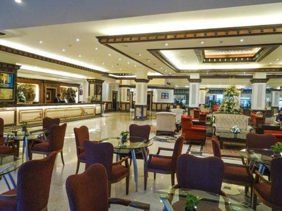 The Suryaa: lobby