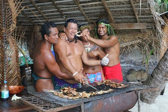 Maohi Nui : Our chefs