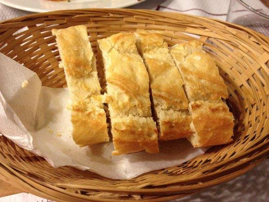 El Meson de Cervantes : Pane fatto in casa