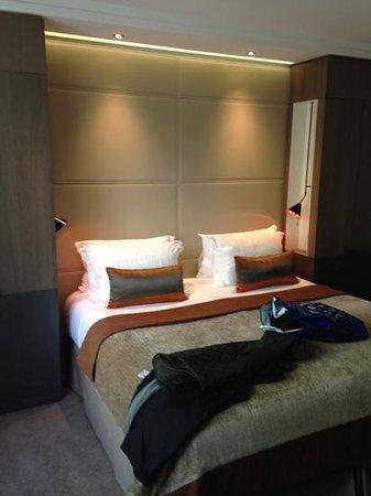 Hotel Villa Saxe Eiffel: room