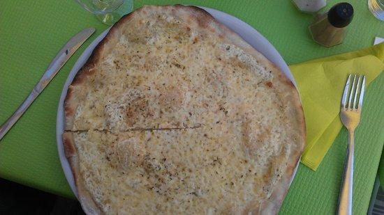Le Chamadou : pizzas nimoise