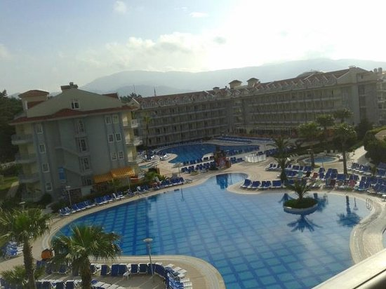 Green Nature Resort & Spa: View from Room 2242