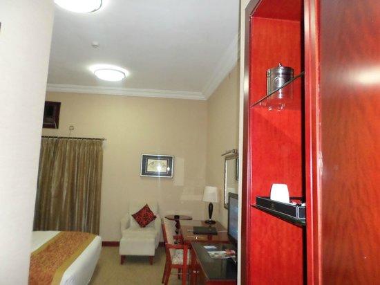 Chelsea Hotel: Suite