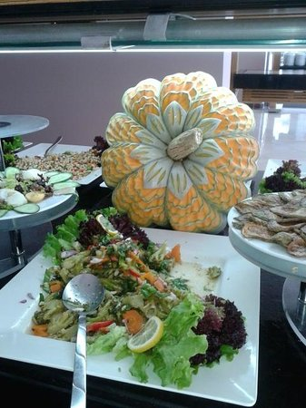 Green Nature Resort & Spa: Fruit Display