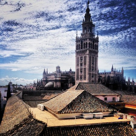 Grand Luxe Hostel: Giralda