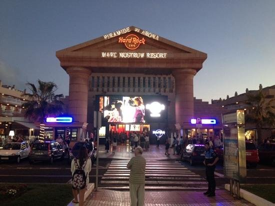 Hard Rock Cafe Playa De Las Americas