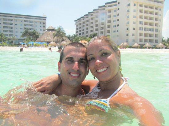 Casa Maya Cancun: Praia