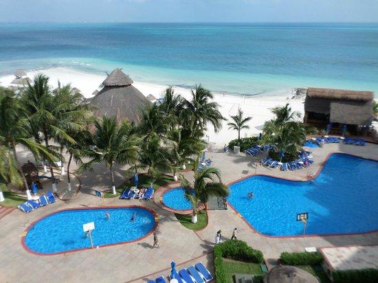 Casa Maya Cancun: vista hotel