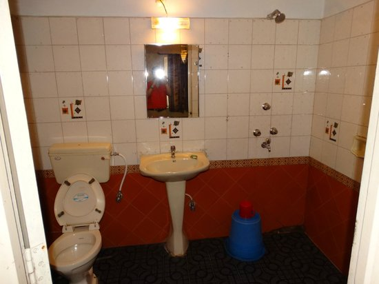 Hotel Diviyum Manor: bathroom