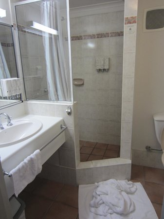 Ibis Styles Cairns: Bathroom