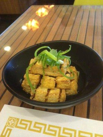 The Green Zone: Grilled Organic Tofu