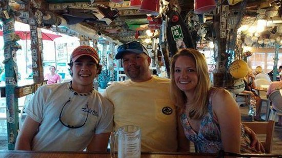 Porky's Bayside - Restaurant and Marina: great family restaurant
