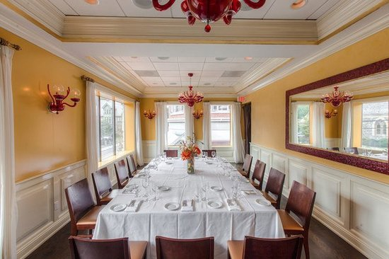 Quattro Pazzi: Private Dining