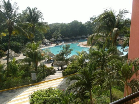 Barcelo Montelimar : Beautiful pool view