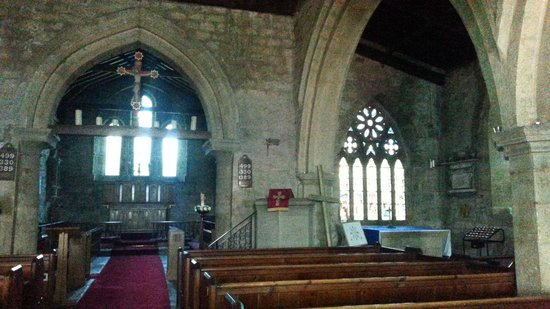 Northumberland Arms: a visit to St Michaels Church,  built in 1199, is well worth it!