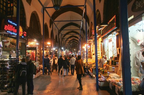 Egyptian Bazaar : 4