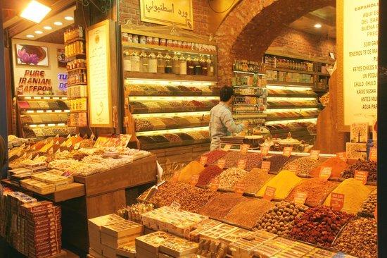 Egyptian Bazaar : 5