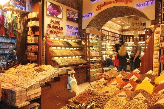Egyptian Bazaar : 1