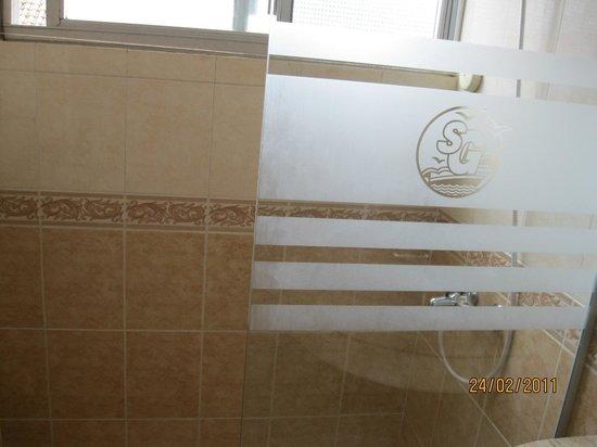 Salto Grande Hotel: Banheiro