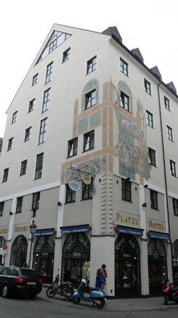 Platzl Hotel : Vista exterior