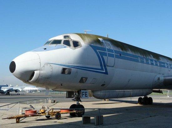 Musée de l'Air et de l'Espace : DC-8