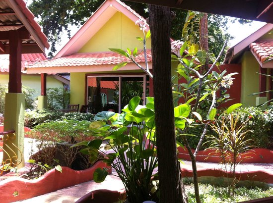 Chalala Samui Resort : Arrived in tropical paradise