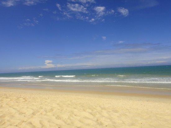 Estrela D'Agua: praia