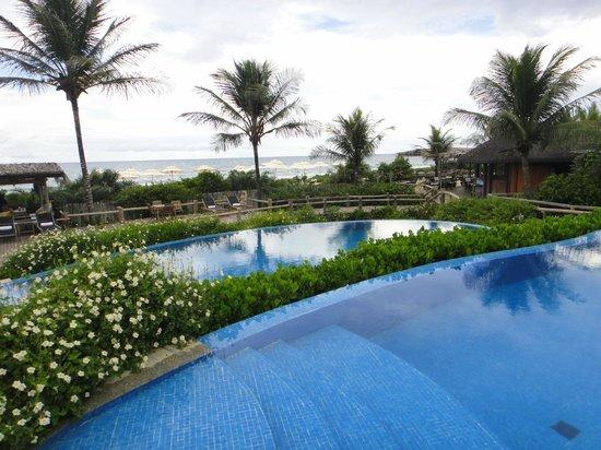 Estrela D'Agua: piscinas