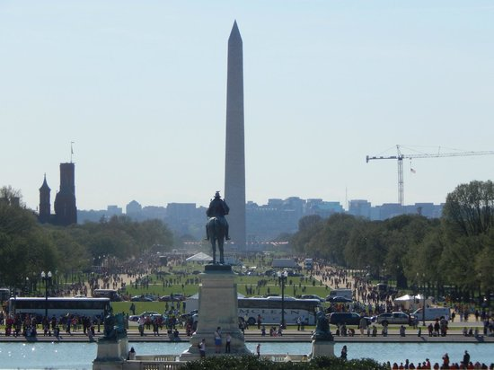 Explanada Nacional: The Mall at Washington DC