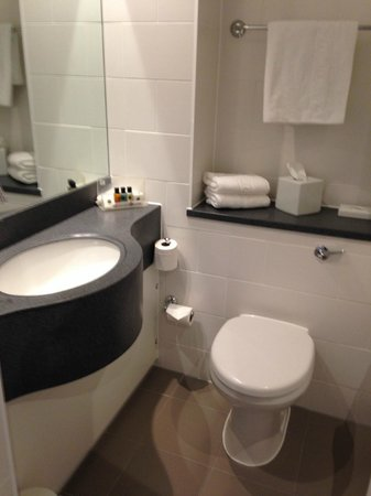 Holiday Inn London-Heathrow M4, Jct. 4 : Nice Modern Bathrooms