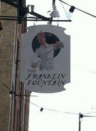 Franklin Fountain: Classic Soda Fountain