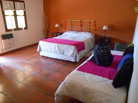 Pumahuasi Hostal Boutique : habitacion
