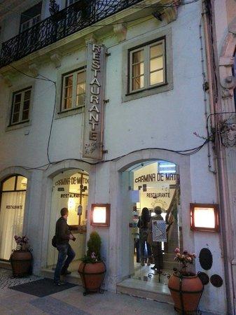 Restaurant Carmina de matos.