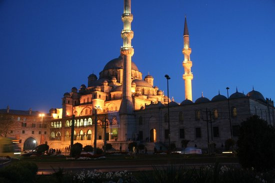 Yeni Cami : 4