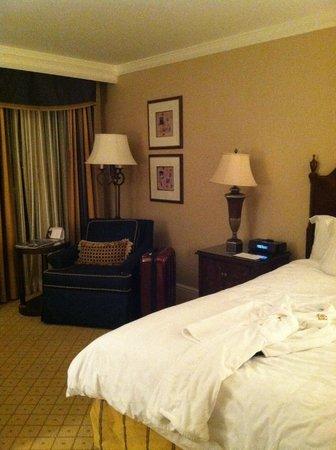 The Langham Huntington, Pasadena, Los Angeles: bedroom