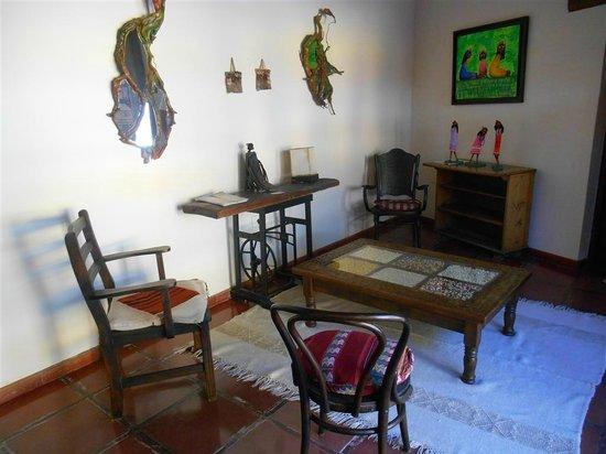 Pumahuasi Hostal Boutique : area comun