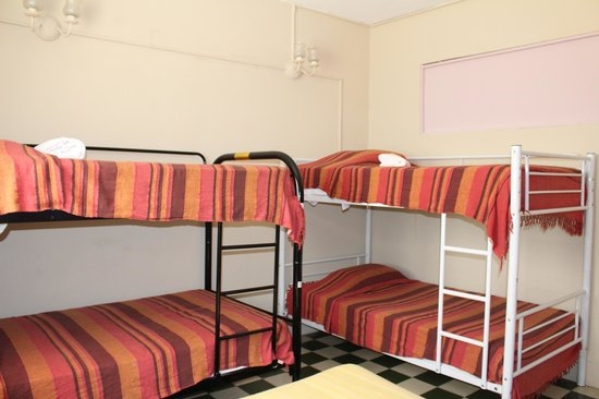 Posada 1914: Dormitorios