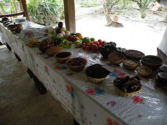 The Native Choice Tours: Mayan Lunch
