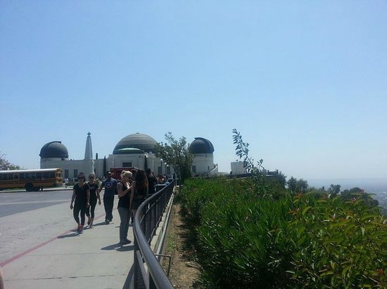 Griffith Park : The Observatory