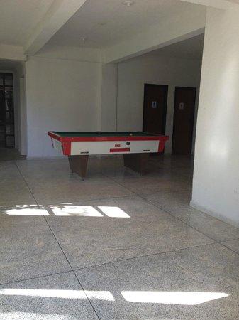 Hotel Cascata Das Pedras: salao de jogos