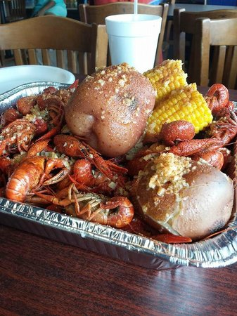 New Orleans Cajun Seafood Orlando Menu Prices Restaurant Reviews Tripadvisor
