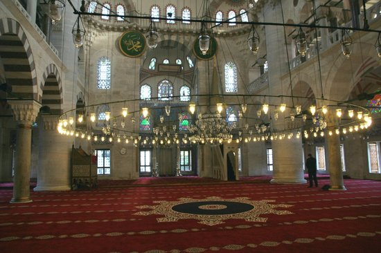 Photo of Tourist Attraction Kilic Ali Pasa Mosque at Necatibey Cad., Istanbul, Turkey
