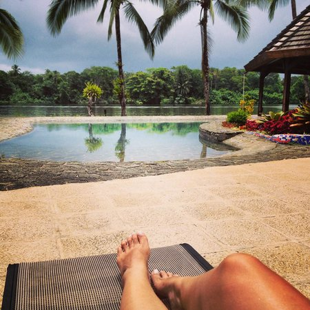 Tortuga Lodge & Gardens: Descanso absoluto!