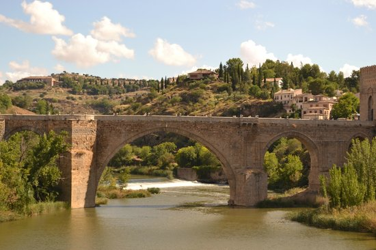 Toledo Train Vision: vista de toledo