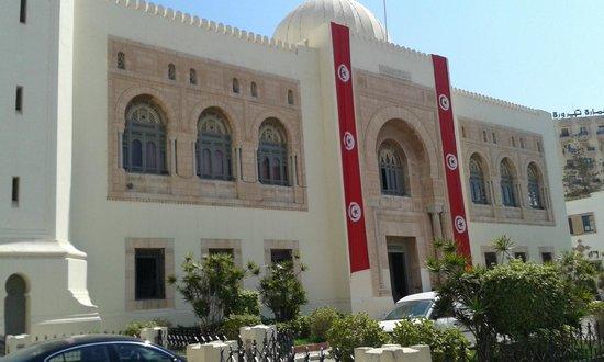 Musee archeologique - Hotel de ville (City Hall) : L'hôtel de Ville de Sfax