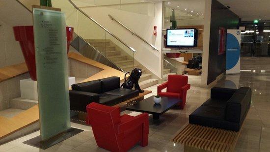 Pullman Paris Centre - Bercy: Ouatra lounge executiva para convenções